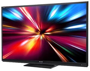 تلویزیون با کیفیت 8k نمایندگی شارپ
