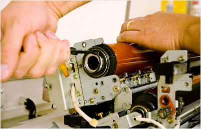 تعمیرات دستگاه کپی در محل