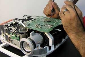 تعمیر پروژکتور شارپ