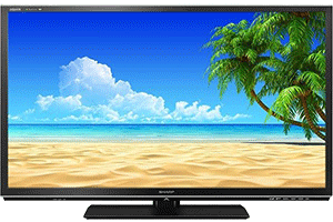 تلويزيون ال اي دي شارپ LC-46LE8400X