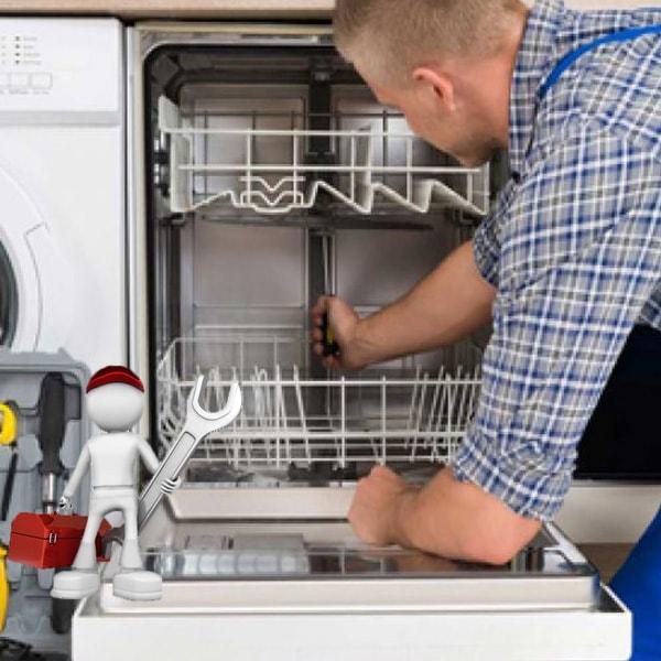 تعمیر تخصصی ماشین ظرفشویی شارپ