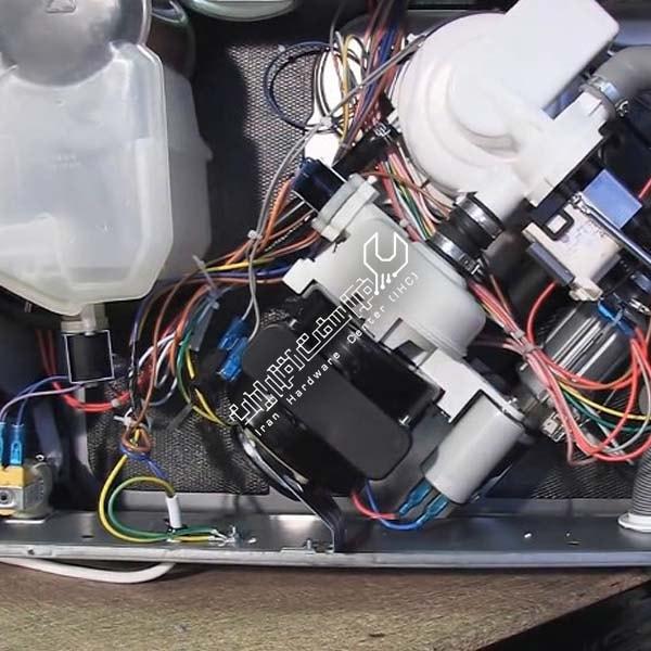 تعمیر تخصصی ماشین ظرفشویی