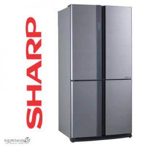 ضمانت خدمات در نمایندگی یخچال شارپ