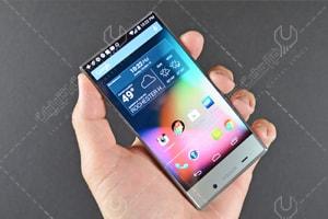 Aquos Crystal اولین گوشی بدون حاشیه