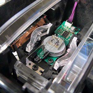 تمیز کردن واحد لیزر فتوکپی شارپ