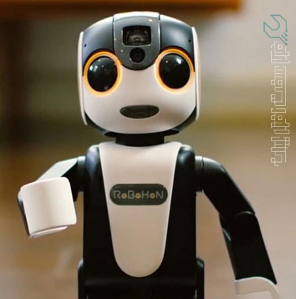 روبات روبوهون شارپ