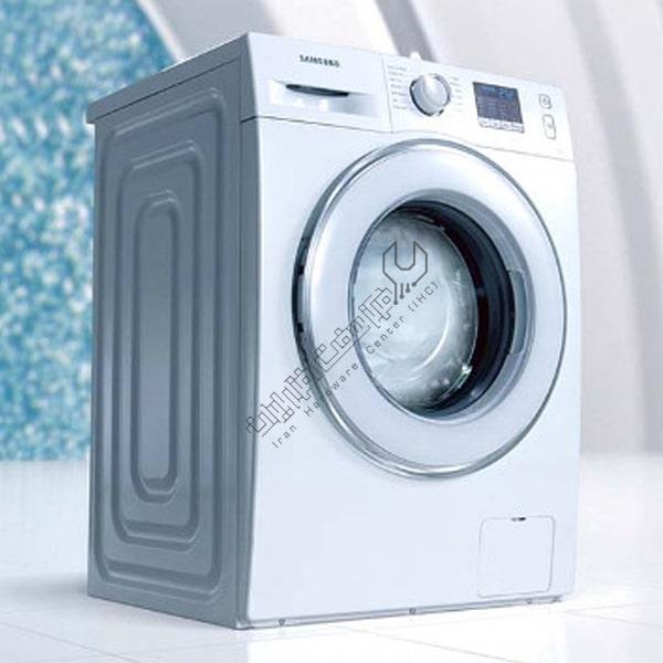 مشکل آبگیری و تخلیه همزمان لباسشویی