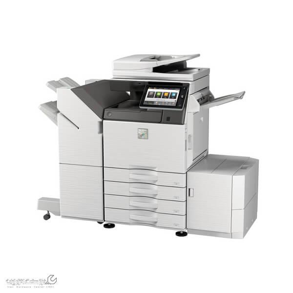 چاپ نکردن پرینتر شارپ
