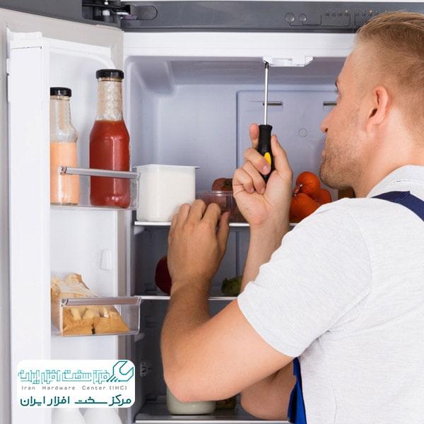 تعمیر و تعویض فن یخچال