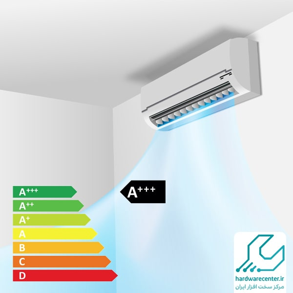 کاهش مصرف برق کولر گازی