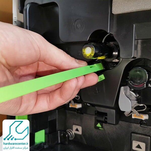 تعمیر یونیت لیزر کپی شارپ