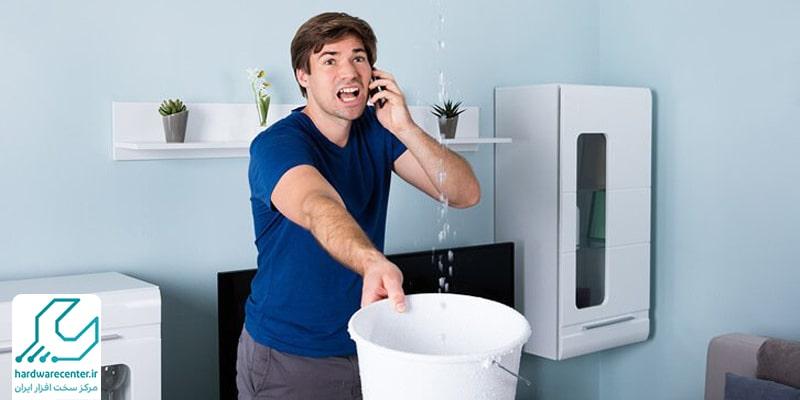آب دادن کولرگازی